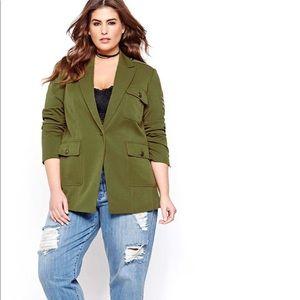 NWT RACHEL Rachel Roy jacket size 18w